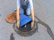 Easy to Install Manhole Inserts