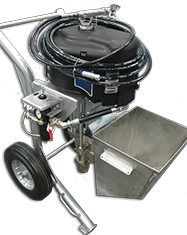 Xtreme 70:1 Epoxy Sprayer - Manhole Rehabilitation Equipment